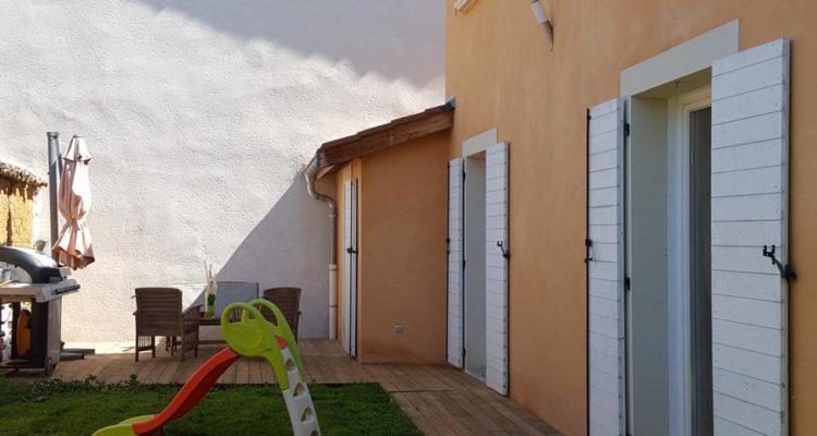 Maison 130m² sur 616m² de terrain - Jassans-Riottier (01480) - 7