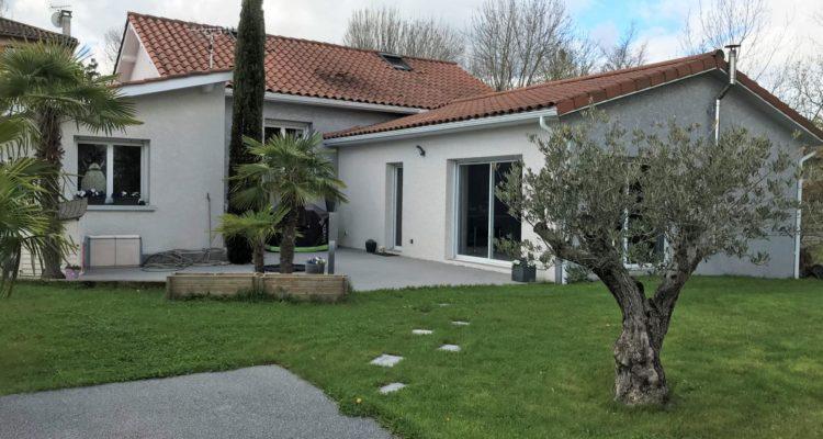 Maison 180m² sur 1080m² de terrain - Chaponnay (69970)