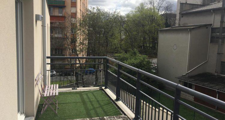 Appartement T4 83m² - Villeurbanne (69100) - 8