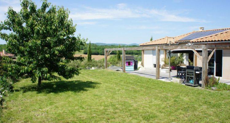 Maison 167m² sur 1010m² de terrain - Lachassagne (69480) - 11