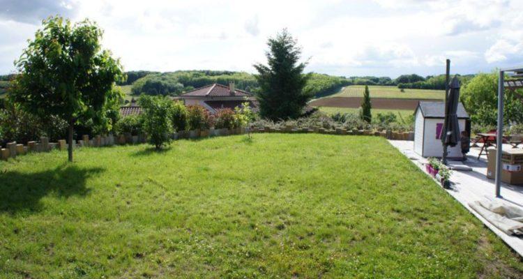 Maison 167m² sur 1010m² de terrain - Lachassagne (69480) - 14
