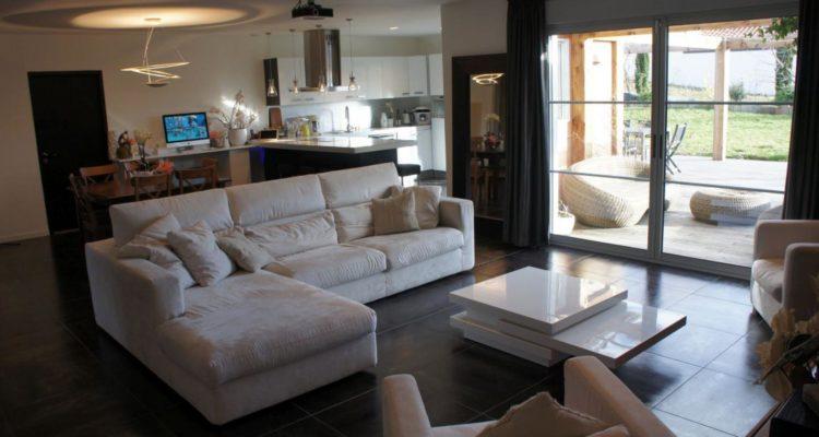 Maison 167m² sur 1010m² de terrain - Lachassagne (69480) - 3