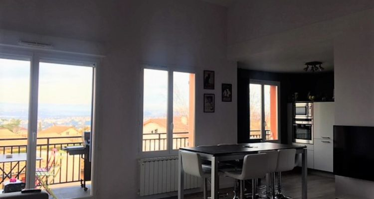Appartement T4 105m² - Ternay (69360) - 2