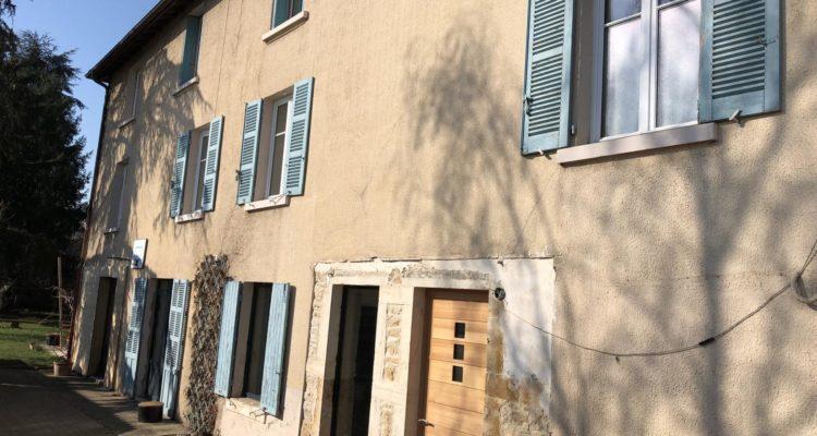 Maison 240m² sur 600m² de terrain - Villefranche-sur-Saône (69400)