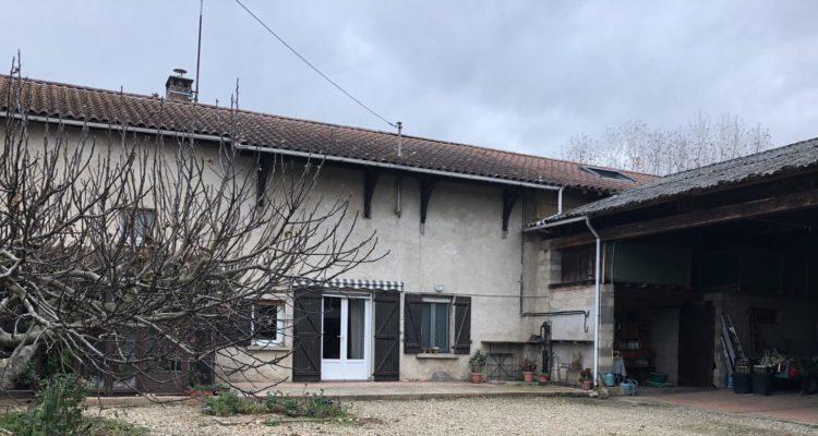 Maison 133m² sur 400m² de terrain - Fareins (01480)