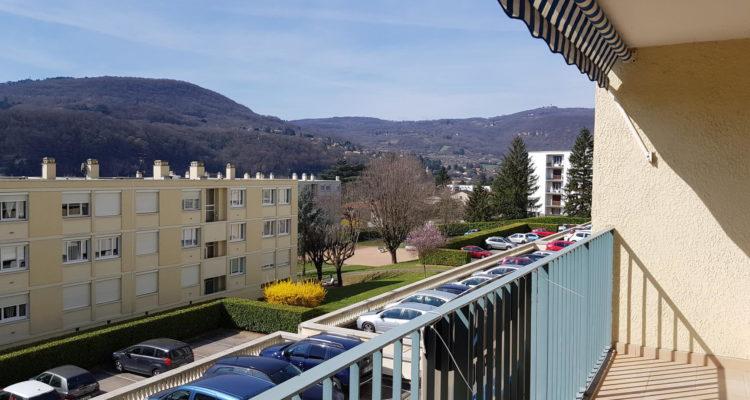 Appartement T3 71m² - Fontaines-sur-Saône (69270) - 1
