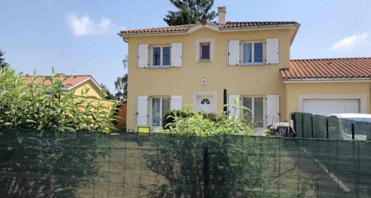 Maison 94m² sur 401m² de terrain - Montmerle-sur-Saône (01090)