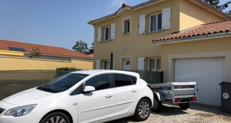 Maison 94m² sur 401m² de terrain - Montmerle-sur-Saône (01090) - 1