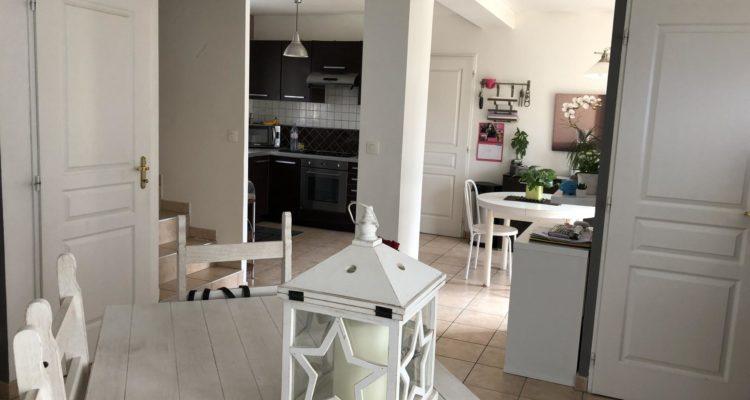 Maison 94m² sur 401m² de terrain - Montmerle-sur-Saône (01090) - 19