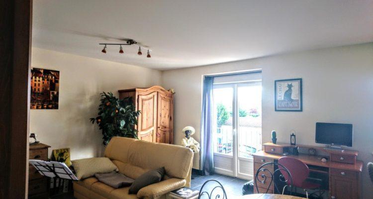 Appartement T2 57m² - Frans (01480) - 10