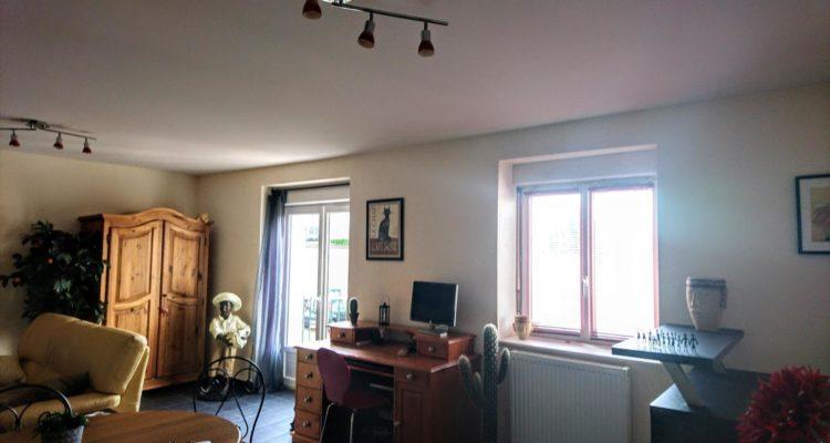 Appartement T2 57m² - Frans (01480) - 12