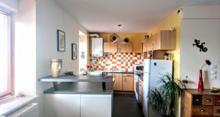 Appartement T2 57m² - Frans (01480) - 5