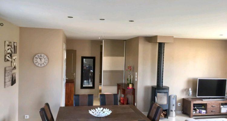 Maison 110m² sur 1000m² de terrain - Montmerle-sur-Saône (01090) - 1