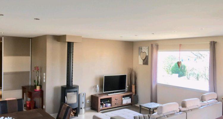 Maison 110m² sur 1000m² de terrain - Montmerle-sur-Saône (01090) - 2