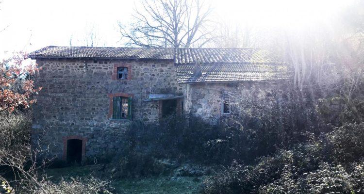 Maison m² sur 70000m² de terrain - Affoux (69170)