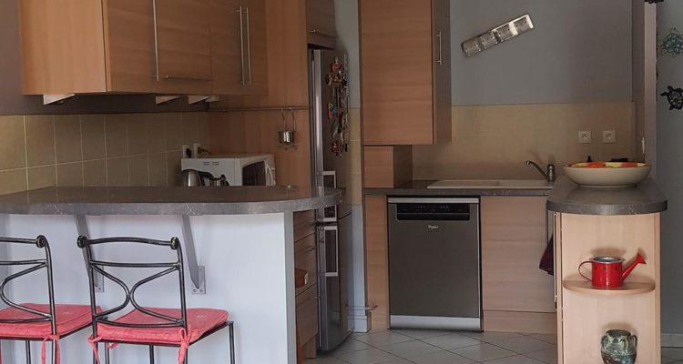 Appartement T3 74m² - Genay (69730) - 6