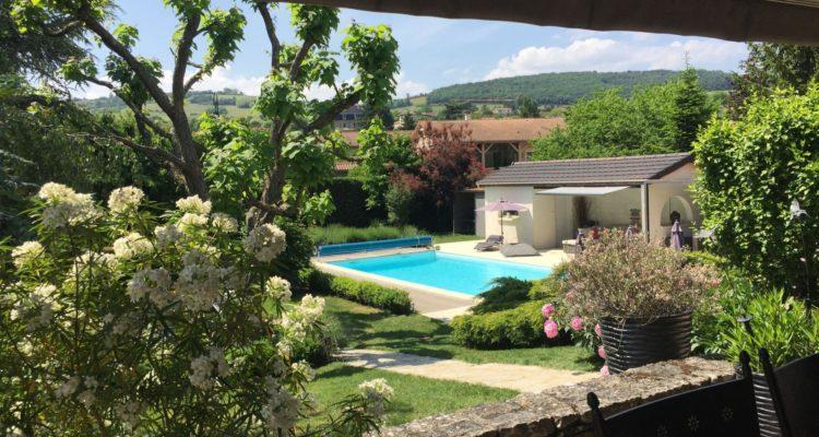 Maison 250m² sur 1800m² de terrain - Villefranche-sur-Saône (69400)