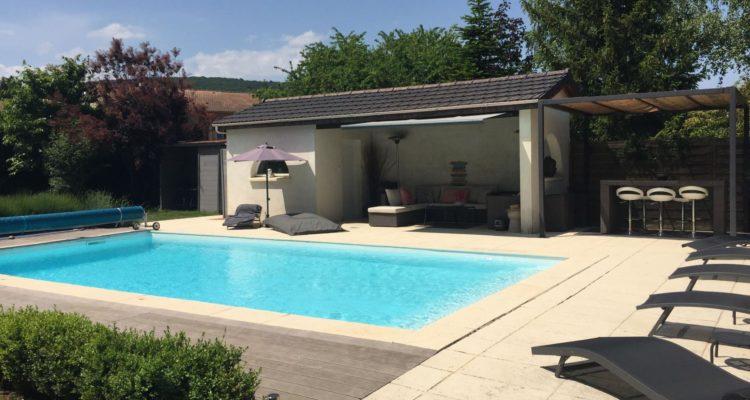 Maison 250m² sur 1800m² de terrain - Villefranche-sur-Saône (69400) - 13
