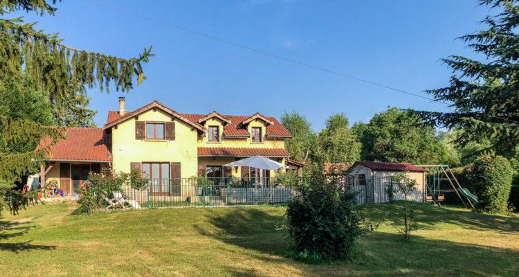 Maison 160m² sur 1850m² de terrain - Mogneneins (01140)