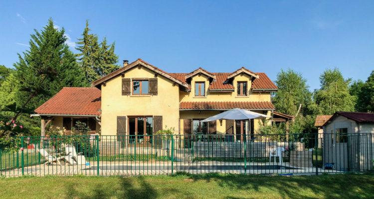 Maison 160m² sur 1850m² de terrain - Mogneneins (01140) - 1