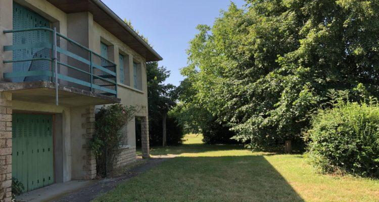 Maison 130m² sur 1000m² de terrain - Messimy-sur-Saone (01480)