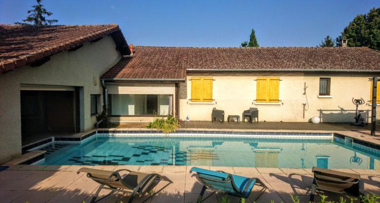 Maison 197m² sur 2000m² de terrain - Saint-Jean-d'Ardières (69220) - 1