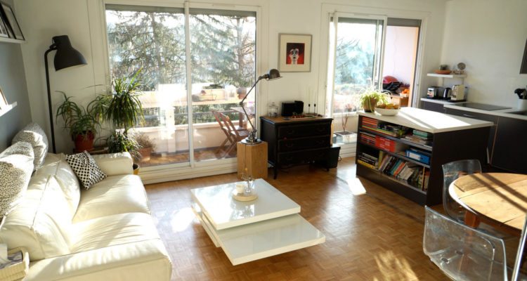 Appartement T4 72m² - Neuville-sur-Saône (69250) - 1