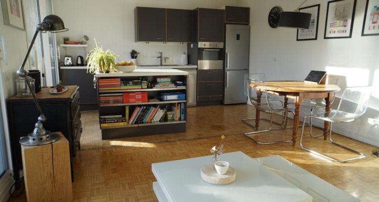Appartement T4 72m² - Neuville-sur-Saône (69250) - 2