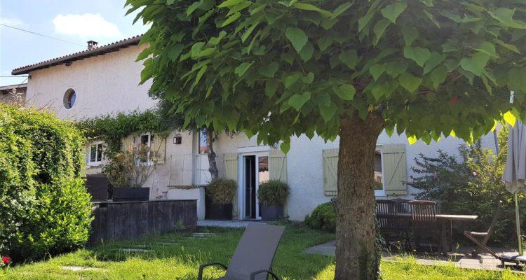 Maison 250m² sur 930m² de terrain - Genay (69730)