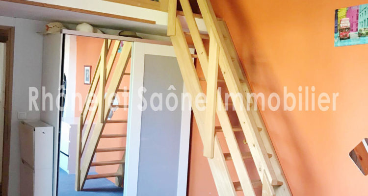 Maison 250m² sur 930m² de terrain - Genay (69730) - 14