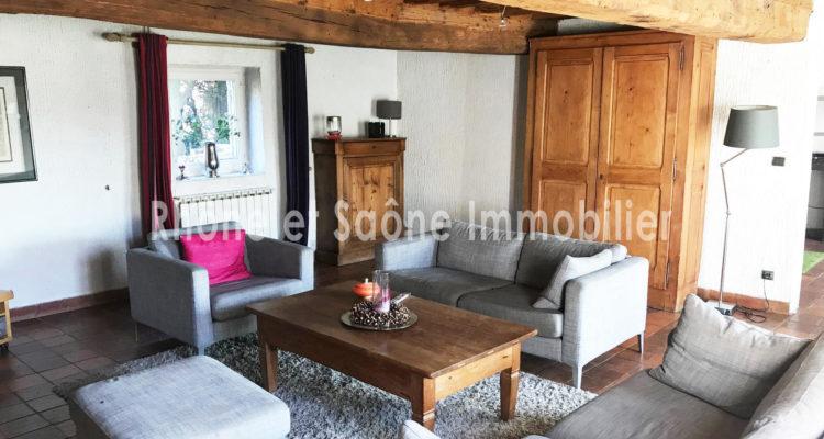 Maison 250m² sur 930m² de terrain - Genay (69730) - 3