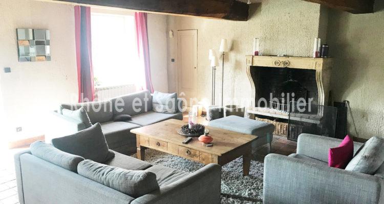 Maison 250m² sur 930m² de terrain - Genay (69730) - 4