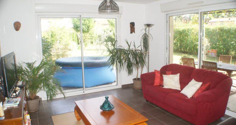 Maison 115m² sur 300m² de terrain - Sathonay-Village (69580)