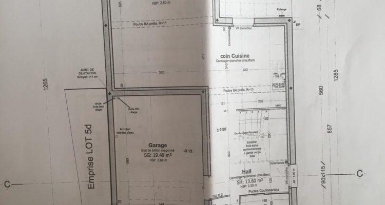 Maison 115m² sur 300m² de terrain - Sathonay-Village (69580) - 10