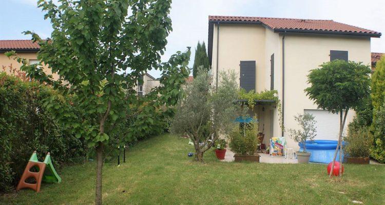 Maison 115m² sur 300m² de terrain - Sathonay-Village (69580) - 9