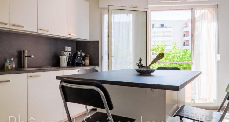 Appartement T3 60m² - Lyon-3eme-Arrondissement (69003) - 9