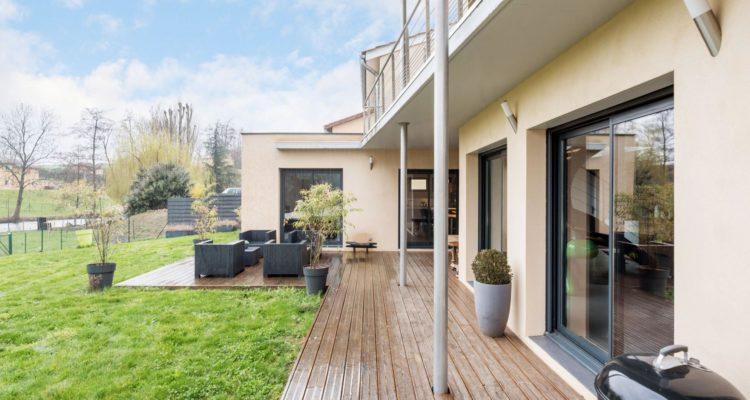 Maison 169m² sur 1500m² de terrain - Liergues (69400) - 1