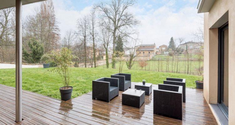 Maison 169m² sur 1500m² de terrain - Liergues (69400) - 12