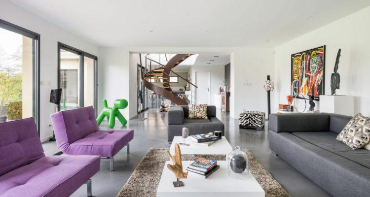 Maison 169m² sur 1500m² de terrain - Liergues (69400) - 14