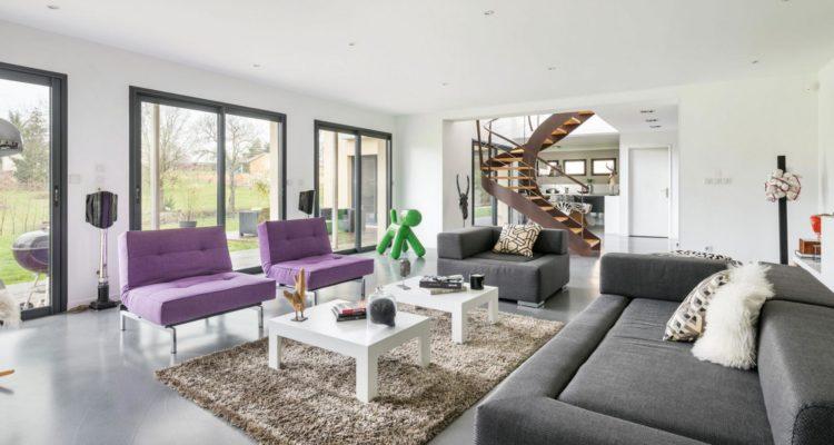 Maison 169m² sur 1500m² de terrain - Liergues (69400) - 15