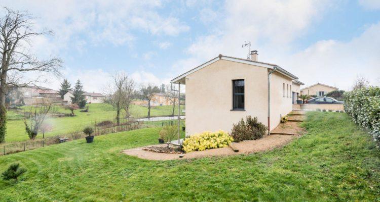 Maison 169m² sur 1500m² de terrain - Liergues (69400) - 18