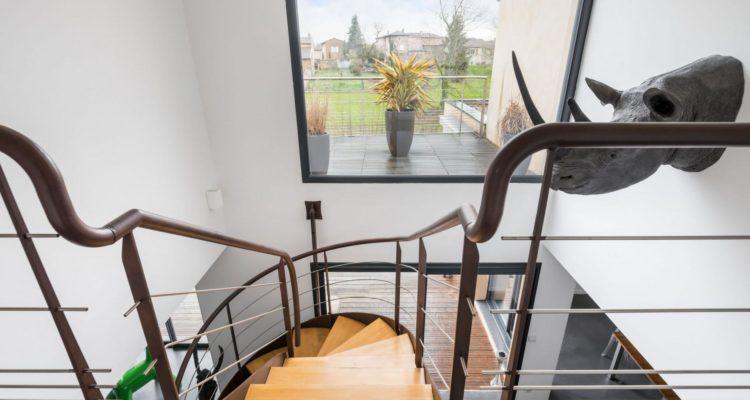 Maison 169m² sur 1500m² de terrain - Liergues (69400) - 8