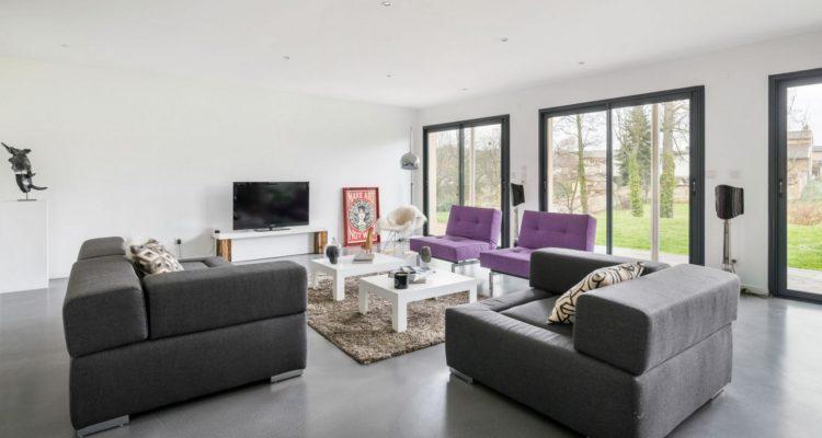 Maison 169m² sur 1500m² de terrain - Liergues (69400) - 9