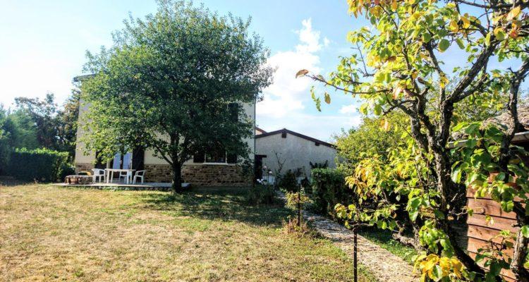 Maison 186m² sur 2343m² de terrain - Charentay (69220) - 17