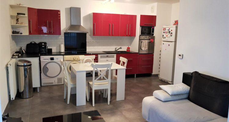 Appartement T3 62m² - Saint-André-de-Corcy (01390) - 2