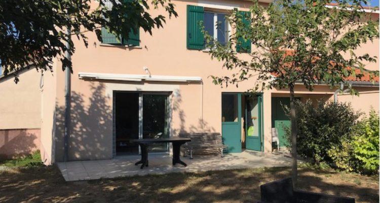 Maison 145m² sur 350m² de terrain - Solaize (69360)