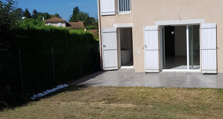 Maison 100m² sur 232m² de terrain - Massieux (01600)