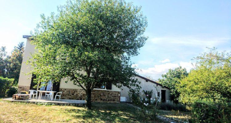Maison 84m² sur 803m² de terrain - Morancé (69480) - 1