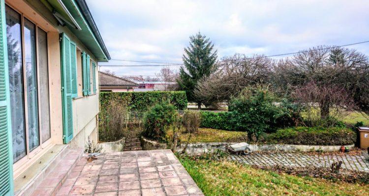 Maison 84m² sur 803m² de terrain - Morancé (69480) - 3