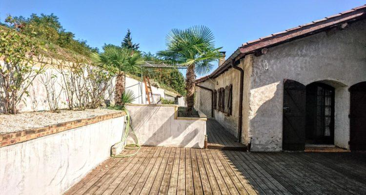 Maison 139m² sur 2184m² de terrain - Vaux-en-Beaujolais (69460)